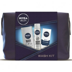 Nivea For Men Washbag Kit