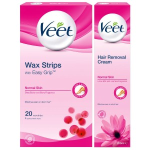 Veet Wax Strips & Cream