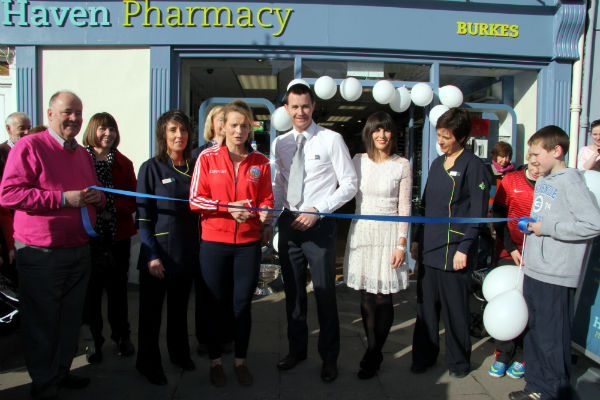 Launch of 40th re-branded Haven Pharmacy Store and First Haven Pharmacy in Co Cork