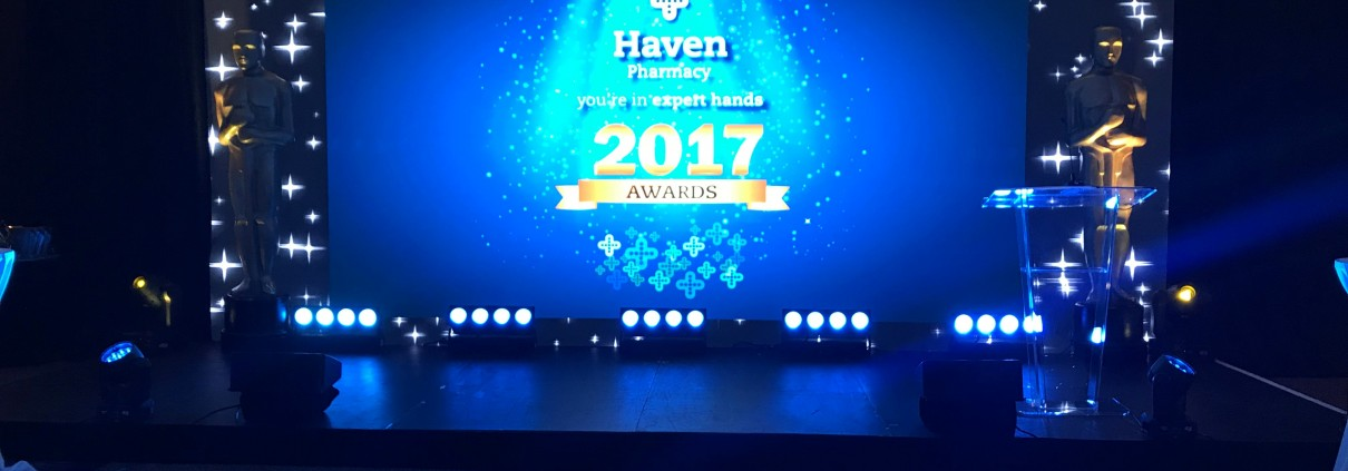 #HavenAwards2017